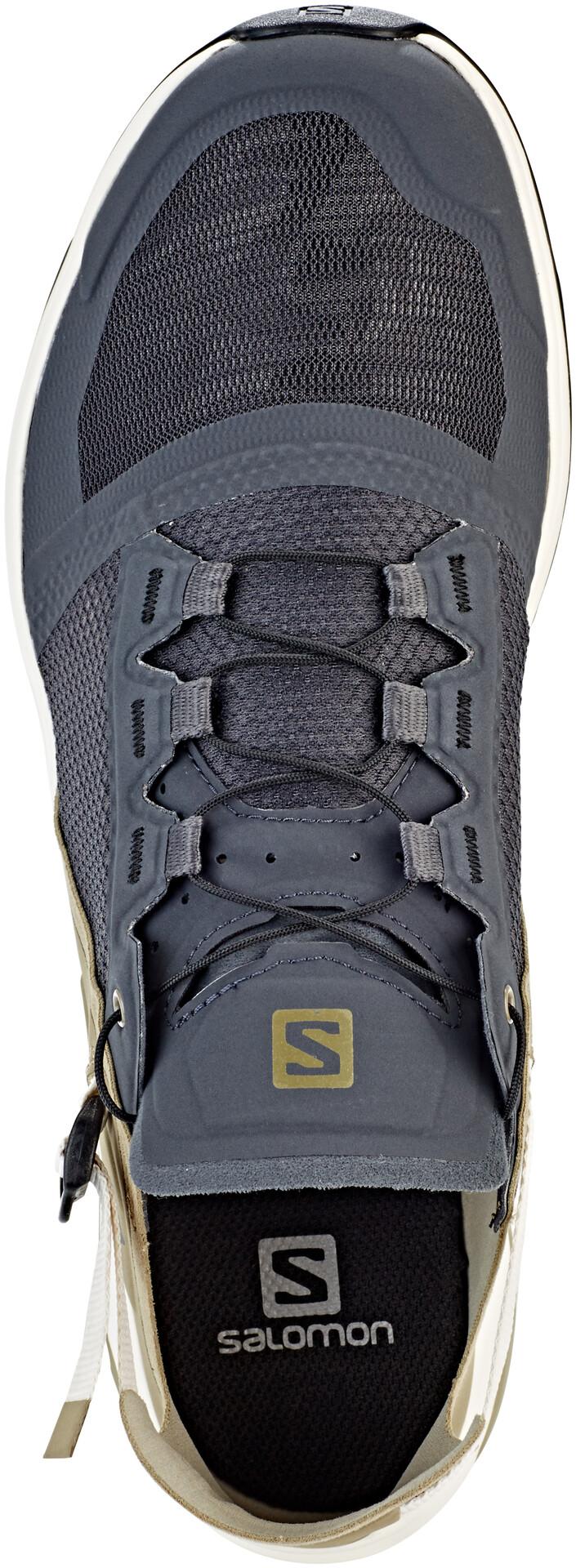Salomon Techamphibian 4 Chaussures Homme, ebonymermaidvanilla ice